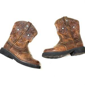 Ariat   Children's Western Cowboy Cowgirl Boots